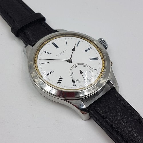 Patek Philippe Movement made for Tiffany & Co. Signed with Serial Number