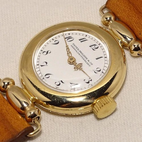Patek Philippe Very Rare 1914 Solid 18kt. Gold Chronometer