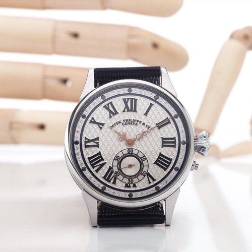 Patek Philippe  Pre-1920 Mens Watch with Jeweled Dial