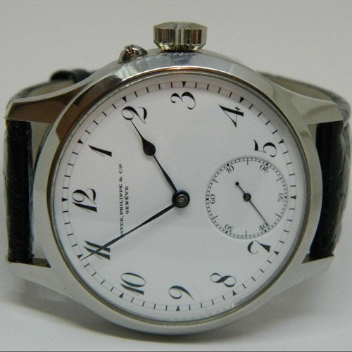 Patek Philippe Signed and Numbered Circa 1905