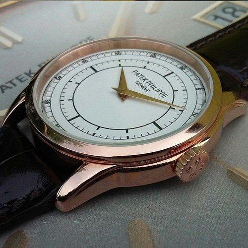 Patek Philippe Chronometer with Calibre 23-300