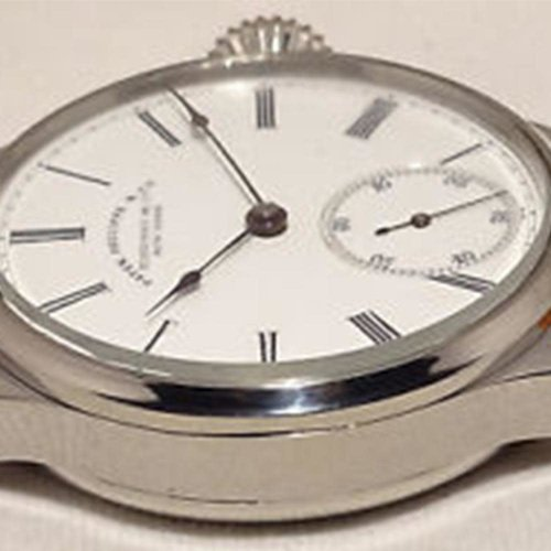 Patek Philippe  Chronometer Circa 1885 – One of a Kind