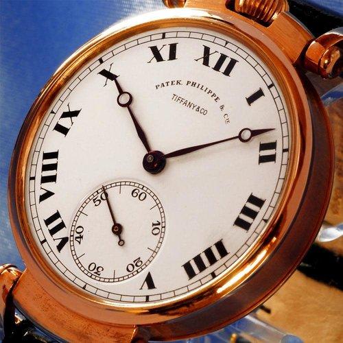 Patek Philippe Gold 1865 Chronometer