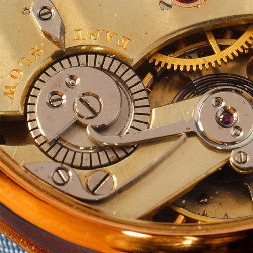 Patek Philippe Solid Gold 1865 Chronometer
