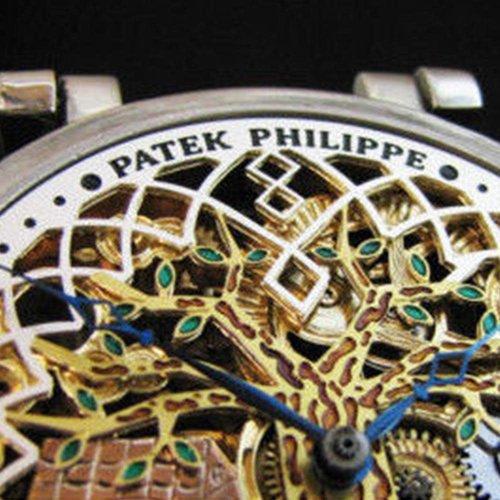 Patek Philippe Tree of Life Watch