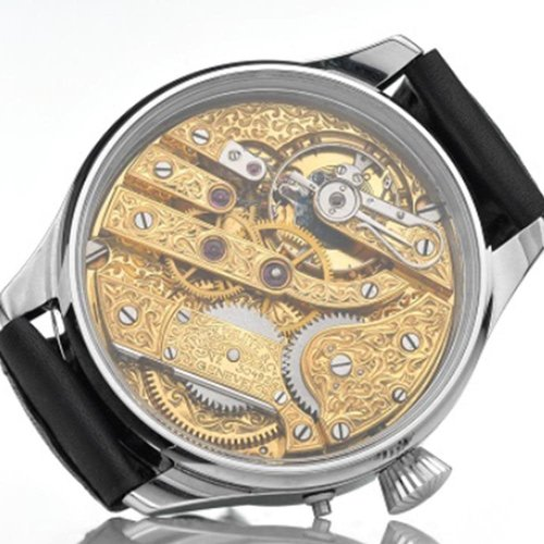 Patek Philippe One of a Kind Movement Pre-1920 - Signed