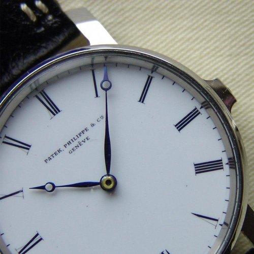 Patek Philippe 1865 Key Wind Timepiece