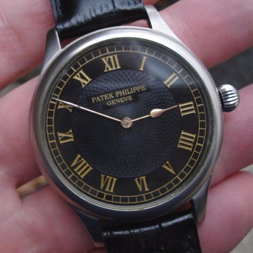 Patek Philippe 1920's Movement with Custom Made Case