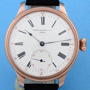 Patek Philippe 1860 Gold Star Watch