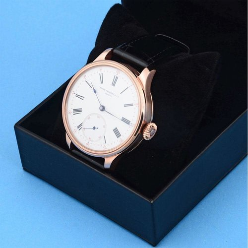 Patek Philippe 1860 Special Edition Gold Star Watch - Rose Gold Case