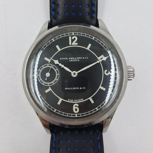 Patek Philippe Exquisite Signed and Numbered