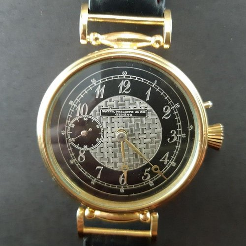 Patek Philippe Circa 1900 Collectable Signed with Serial Number