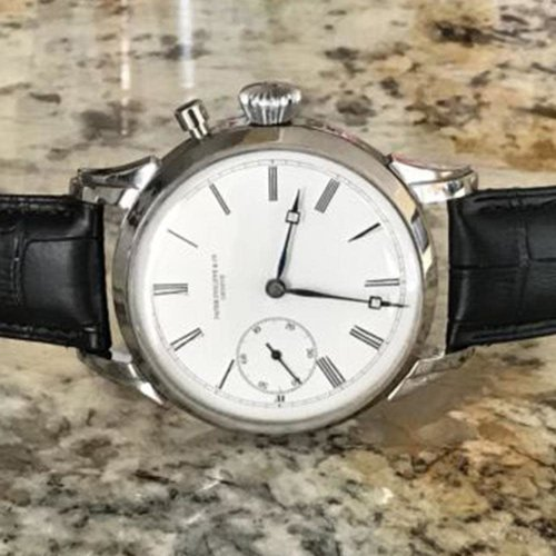 Patek Philippe Patek Philippe - 1930's Signed Movement Housed in a Brand New Custom Case