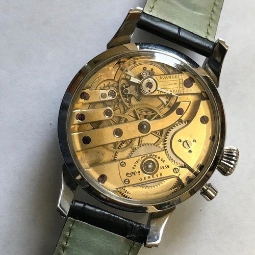 Patek Philippe Patek Philippe - 1920's Signed Movement Housed in a Brand New Custom Case