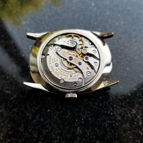 Patek Philippe Patek Philippe - 18kt. Solid Gold with Diamonds