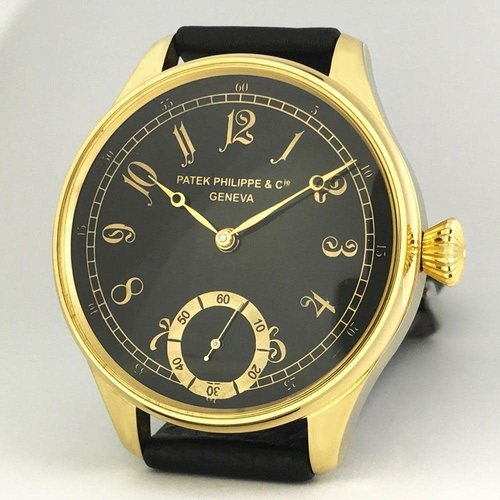 Patek Philippe Patek Philippe - 1895 Gold Plated One-of-a-Kind Work of Art