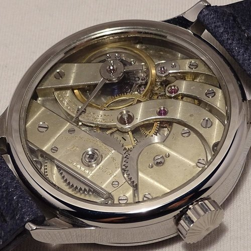 Patek Philippe Patek Philippe - 1882 Chronometer Signed Movement Signed and Numbered in a Stunning New Case