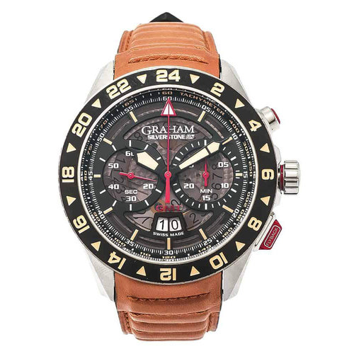 Graham Silverstone RS GMT Fly-Back & Date 46mm Automatic