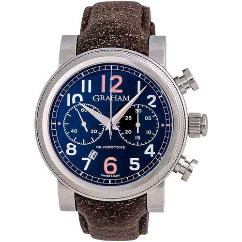 Graham Silverstone Vintage 30 Automatic Chronograph 47mm