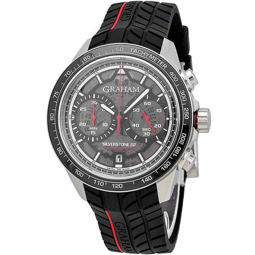 Graham Silverstone RS SuperSprint Chronograph Automatic