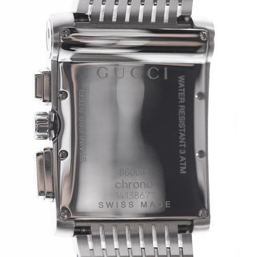 Gucci Chrono 8600M Cobalt Blue Dial
