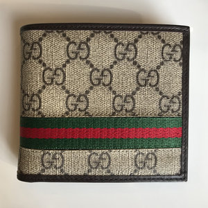 Gucci Wallet GG Supreme