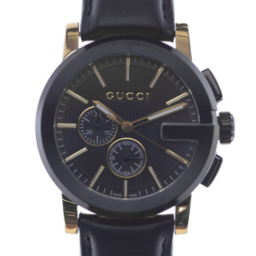 Gucci Chrono Black