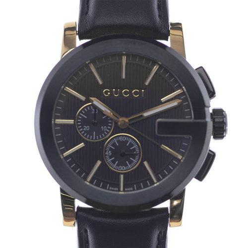 Gucci Chrono Black
