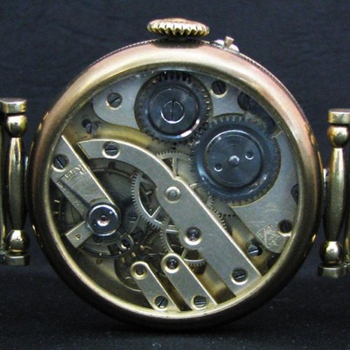 Henry Moser Men's Antique Watch