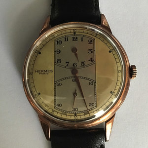 Hermès Vintage Manual Regulator