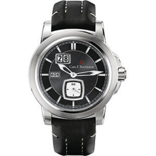 Carl F. Bucherer Patravi Day/Date Automatic Men's Watch