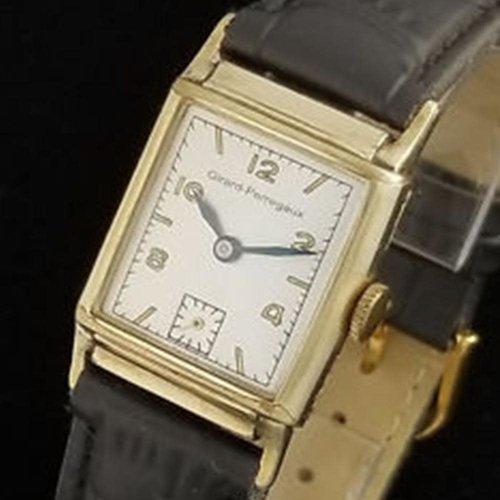 Girard-Perregaux Circa 1950 Vintage Manual Wind Wrist Watch - 10kt. Gold Filled