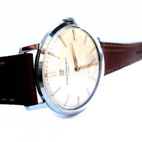 Girard-Perregaux Classic Swiss Made 38mm Circa 1950