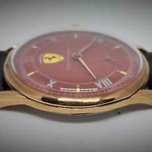 Girard-Perregaux Vintage Ferrari Mens Watch