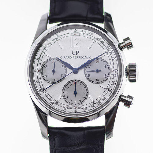 Girard-Perregaux Classic Chronograph Tachymeter Date