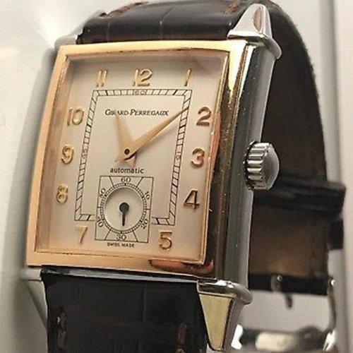 Girard-Perregaux 18kt. Rose Gold 1945