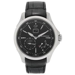 Girard-Perregaux Traveler Moonphase Big Date Stainless Steel Auto Men's Watch