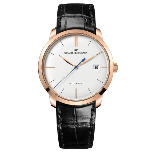 Girard-Perregaux 1966 Classique Automatic Rose Gold Men's Watch 49525