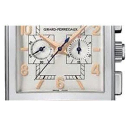 Girard-Perregaux Vintage 1945 18k White Gold Automatic Chronograph