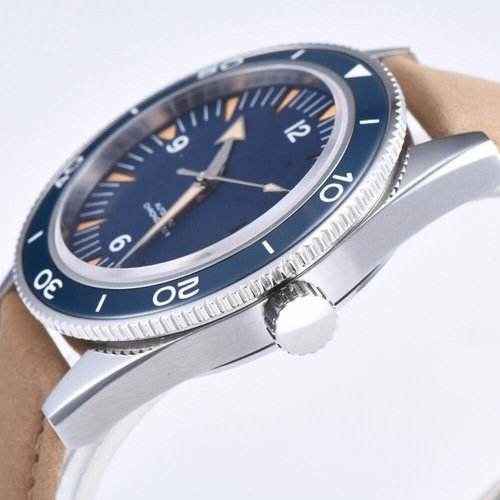 Debert 41mm Seamaster 300 Omega Homage