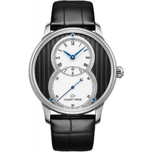 Jaquet Droz Grande Seconde 18kt. White Gold Automatic Men's Watch