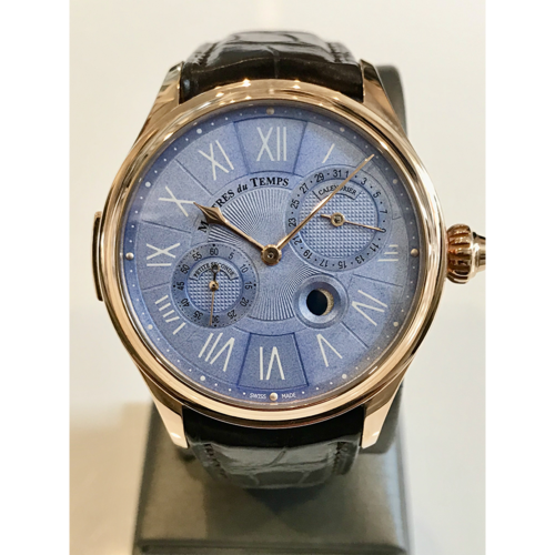 Maîtres du Temps Chapter Three Reveal 18kt. Rose Gold