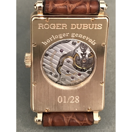 Roger Dubuis Much More 18kt. Rose Gold # 1 of 28