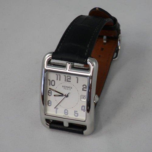Hermès Classic Cape Cod Quartz Unisex Watch