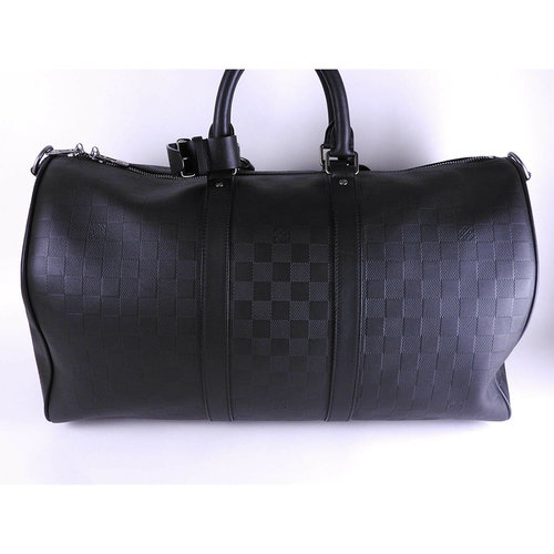 Louis Vuitton Keepall Bandoulière 45 Onyx