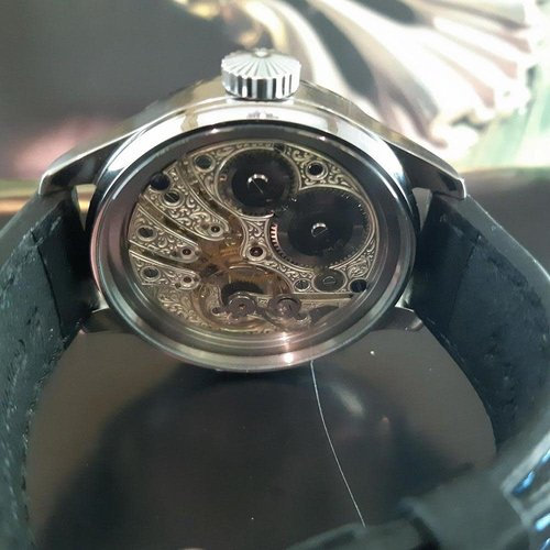 Rolex Vintage Signed Movement with New Case