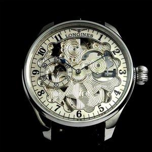 Longines Pre-1920's Skeleton Wristwatch