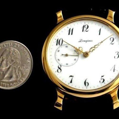 Longines 1919 Gold Wristwatch