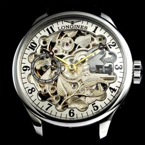 Longines Pre-1920s Skeleton Wristwatch