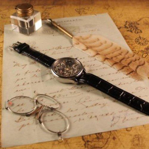 Longines Pre-1920s Skeleton Wristwatch